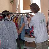 Pomoc odzieżowa